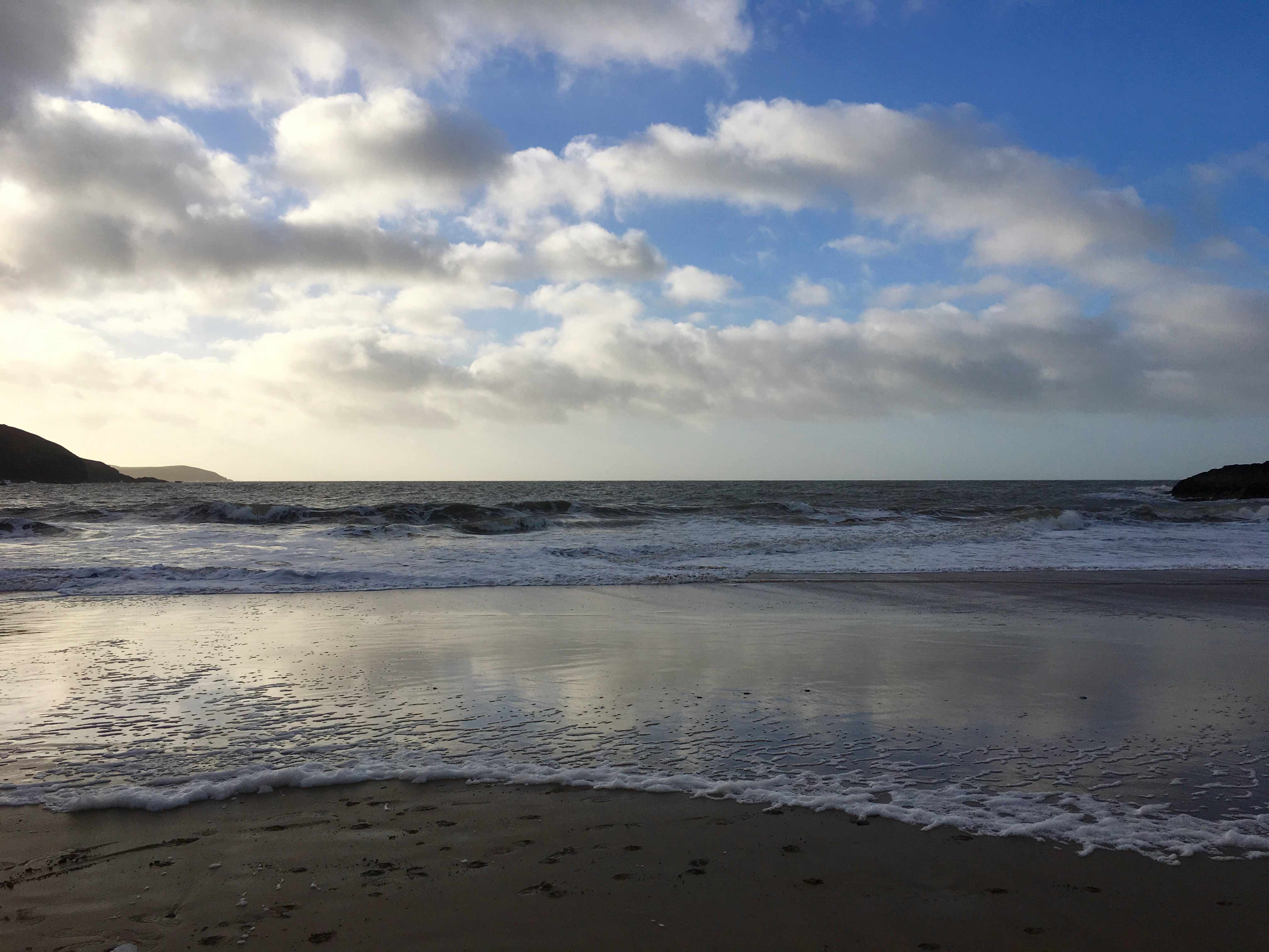 beach ceredigion